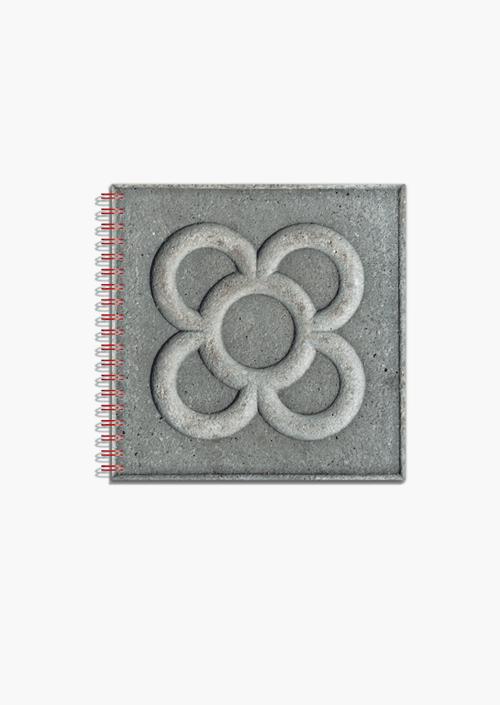 Panots 16×16 cm Notebook