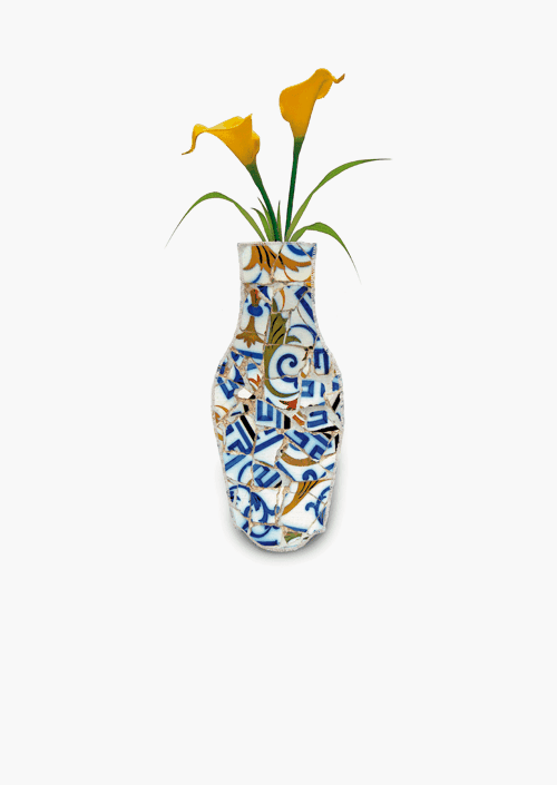 Trencazul Cotton Flower Vase