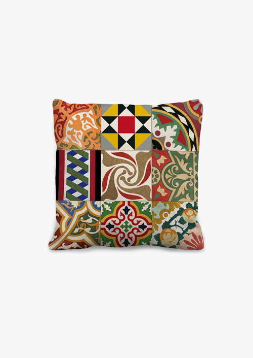 Tiles 45x45 cm Cushion